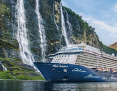 Nordland Kreuzfahrt mit Mein Schiff
