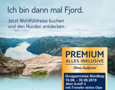 Nordland Kreuzfahrt mit Mein Schiff 5